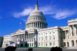 U.S. travel ban Washington Capitol Building. Credits.