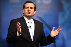 Sen. Ted Cruz (R-Texas) IANA